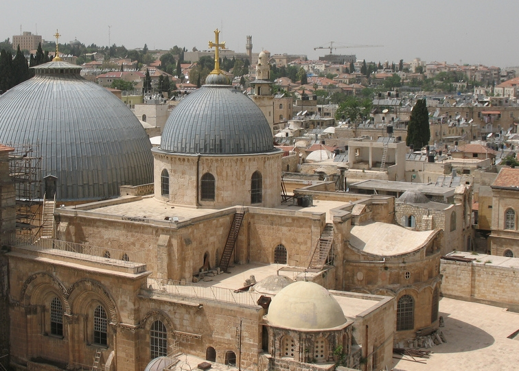 Church-of-the-Holy-Sepulchre 1
