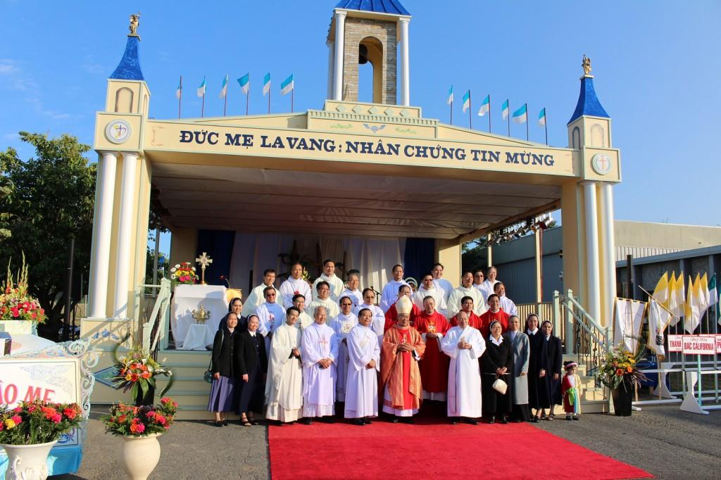 Đại Hội Thánh Mẫu La Vang Seatle 05-30-2014