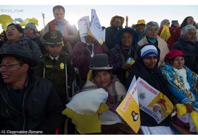 ĐTC tại Santa Cruz nước Bolivia
