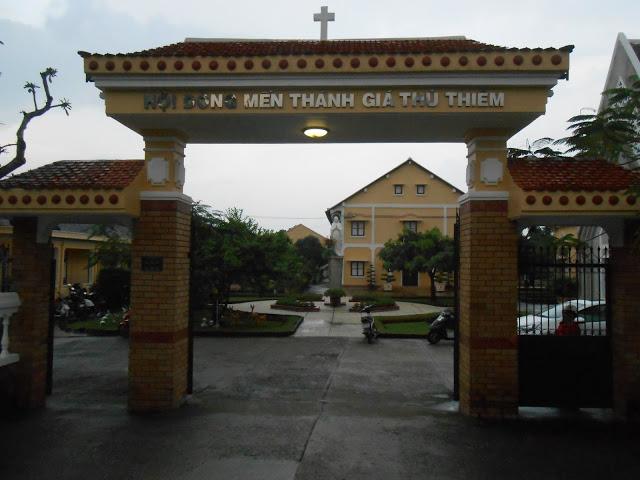 Hội Dòng Mến Thánh Giá Thủ Thiêm