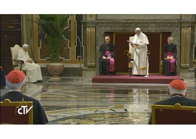 Đức nguyên Giáo Hoàng Biển Đức 16 kỷ niệm 65 năm Linh Mục