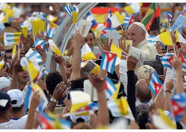 Đức Thánh Cha thăm Cuba vào tháng 9-2015