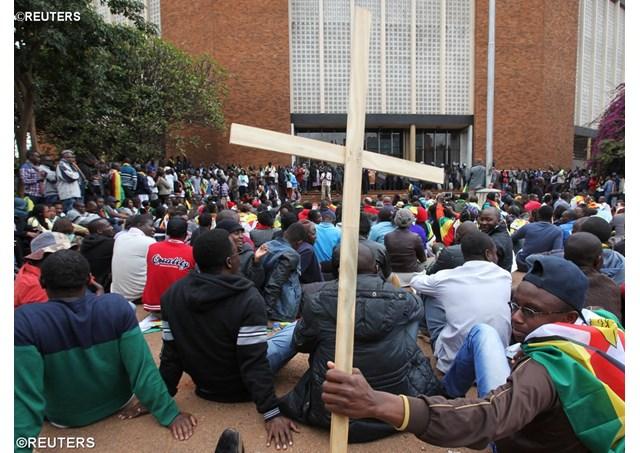 Các vị lãnh đạo Kitô Zimbabwe kêu gọi chính phủ nghe dân kêu