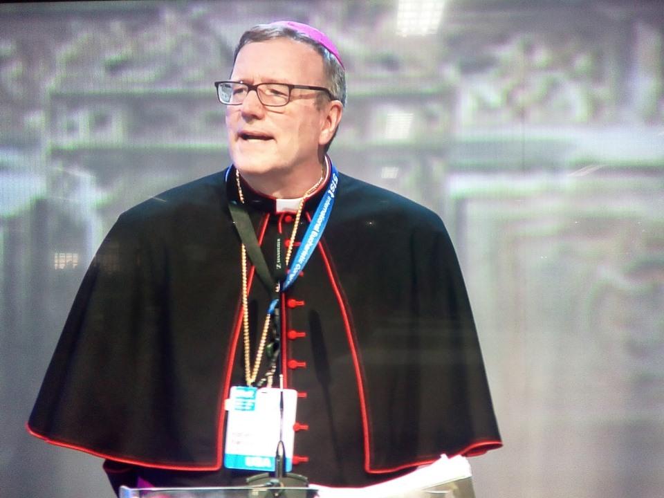 Bishop Robert Barron LA