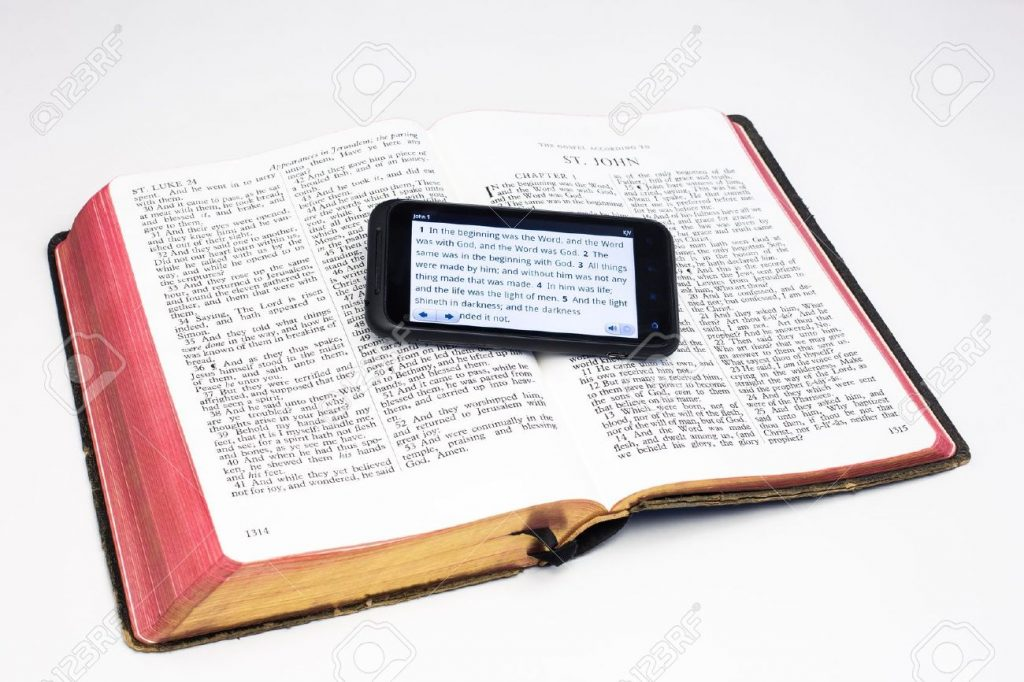 Iphone and Gospel